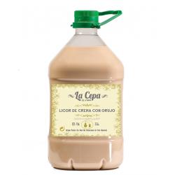 Garrafa Crema de Orujo